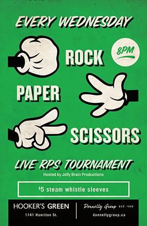 Rock Paper Hookers!