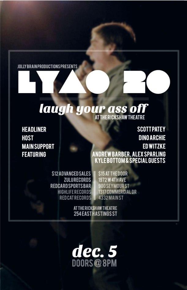 #LYAO 20